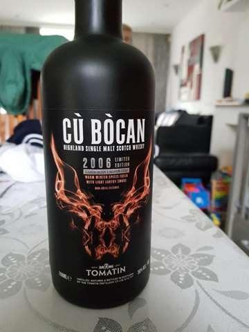 Tomatin Cù Bòcan 2006 Limited Edition