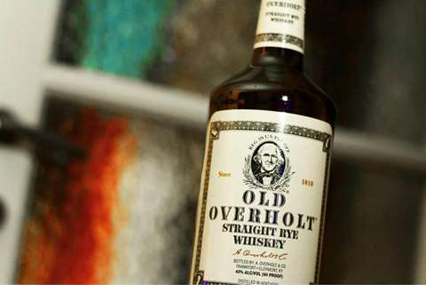 Old Overholt Straight Rye