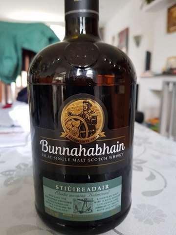 Bunnahabhain Stiùreadair