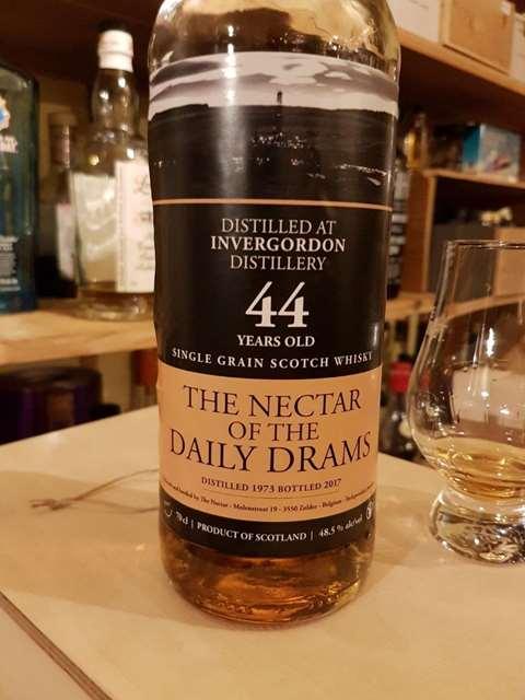 Invergordon 44 year old 1973/2017 - Daily Dram