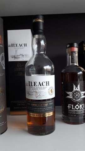 The Ileach Cask Strength - The Highlands & Islands Scotch Whisky Company