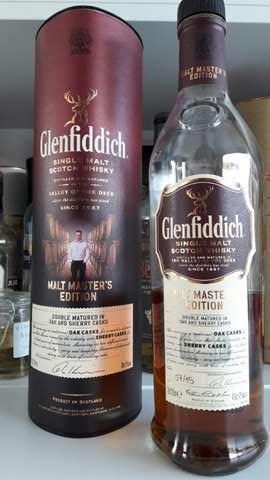 Glenfiddich Malt Master's Edition Oak And Sherry Casks