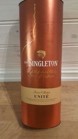 The Singleton Of Dufftown Unité