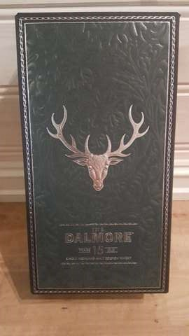 The Dalmore 15 year old
