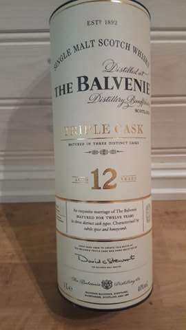 The Balvenie 12 year old