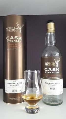 Glentauchers 1995/2014 cask 5072 + 5073 - Gordon & MacPhail