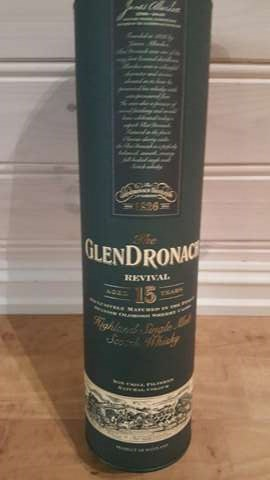 The GlenDronach 15 year old Revival