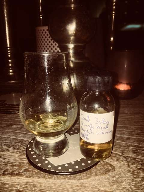 Cask Islay Single Malt