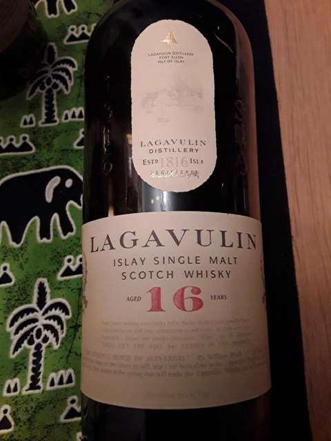 Lagavulin 16 year old