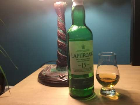 Laphroaig 15 year old 200th Anniversary Edition