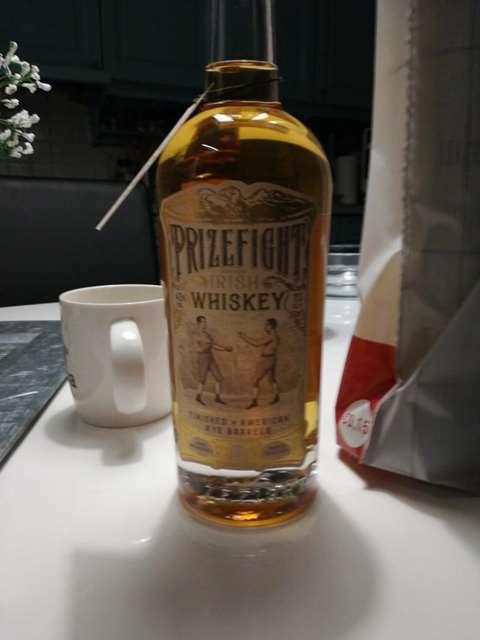 Prizefight Irish Whiskey