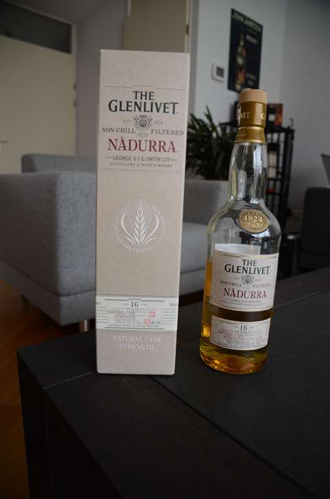 The Glenlivet 16 year old Nàdurra