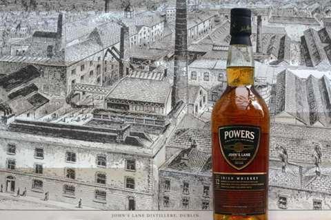 Powers John's Lane