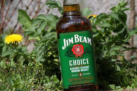 Jim Beam 5 year old Choice