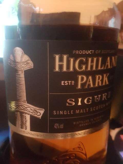 Highland Park Sigurd
