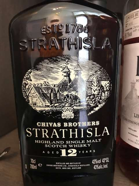 Strathisla 12 year old 40%