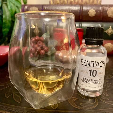 The BenRiach 10 year old