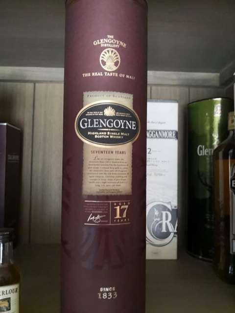 Glengoyne 17 year old