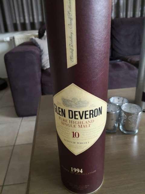 Glen DeVeron 10 year old
