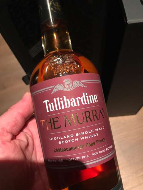 Tullibardine 2014/2017 The Murray Châteauneuf-du-Pape Finish