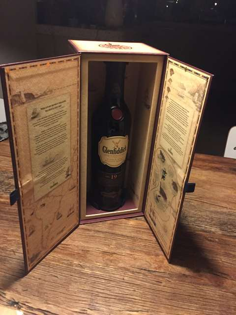 Glenfiddich 19 year old Age of Discovery Red Wine Cask Finish