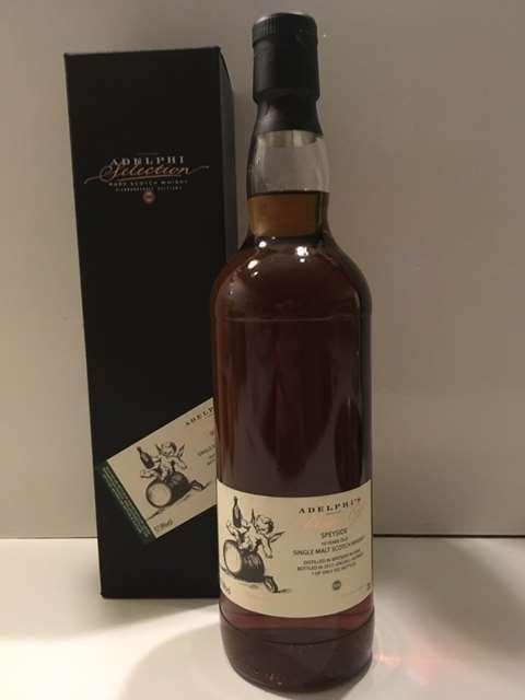Adelphi Distillery 2006/2017 cask 552