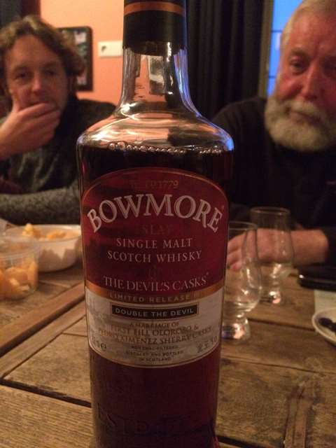 Bowmore 10 year old The Devil's Cask III
