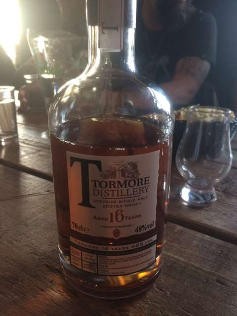 Tormore 16 year old
