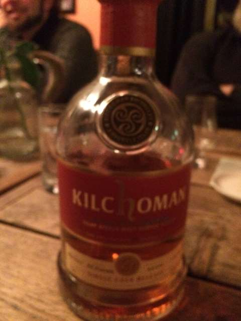Kilchoman 2015 PX Finished