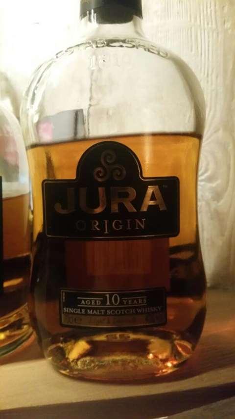 Jura 10 year old Origin