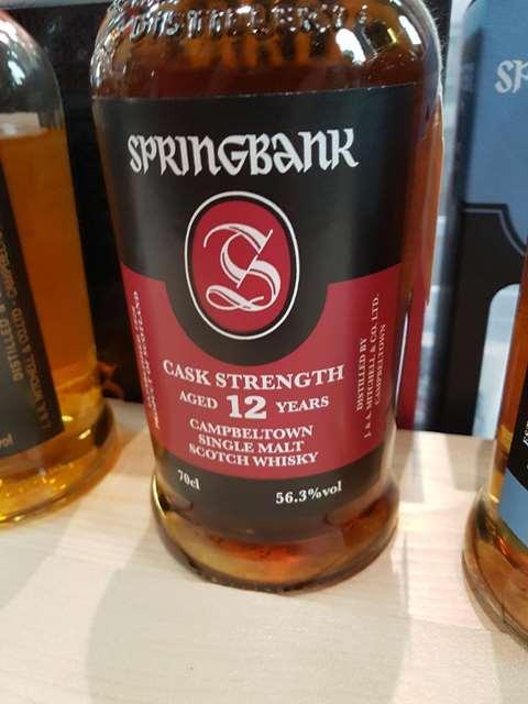 Springbank Cask Strength Batch 14