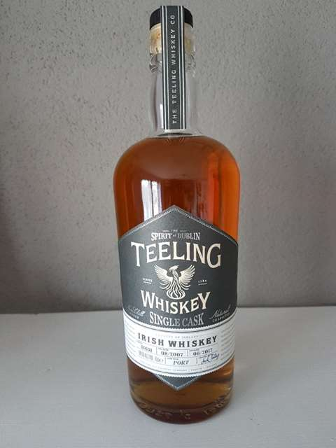 Teeling International Whisky Festival 2017 cask 11651