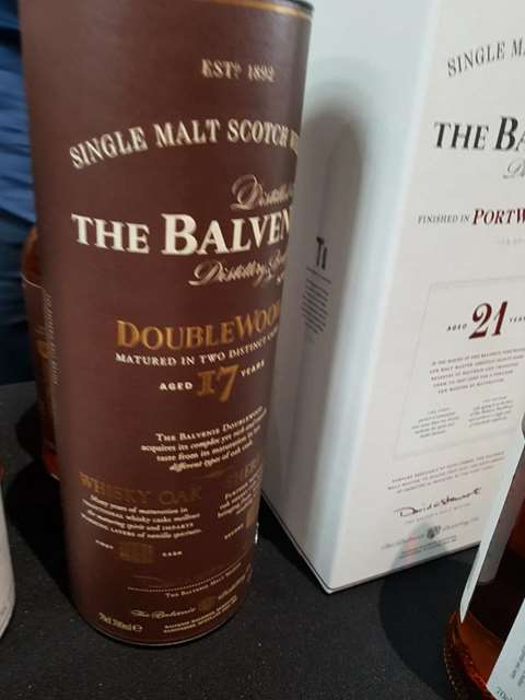 The Balvenie 17 year old DoubleWood
