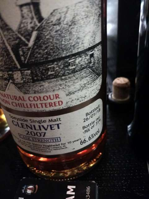 The Glenlivet 2007/2018 cask 900149