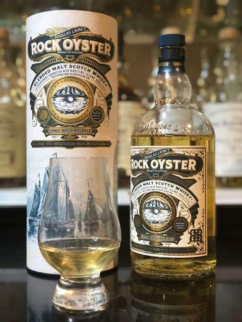 Rock Oyster Blended Malt