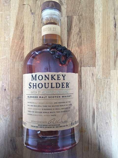Monkey Shoulder Triple Malt