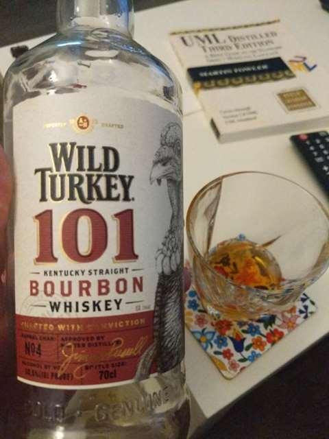 Wild Turkey 101 Proof
