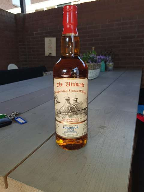Edradour 8 year old 2008/2016 cask 118