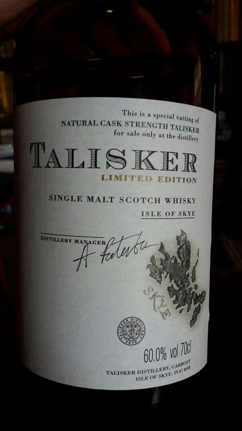 Talisker 2004 for Friends of the Classic Malts
