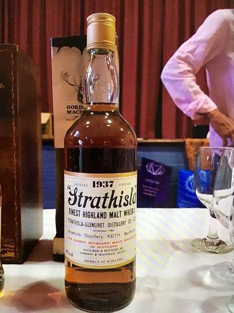 Strathisla 1937/1970's Highland Malt