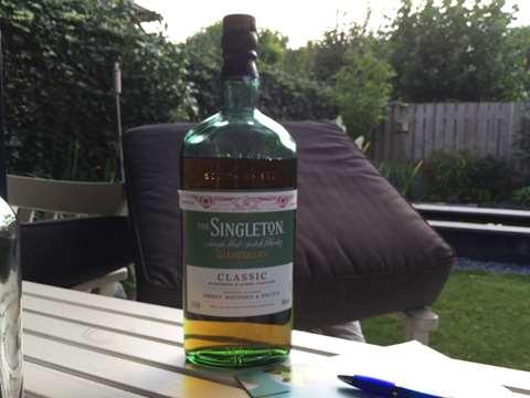 The Singleton of Glendullan Classic