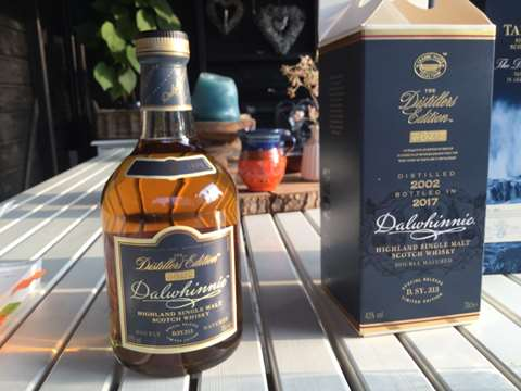 Dalwhinnie 2002/2017 Distillers Edition