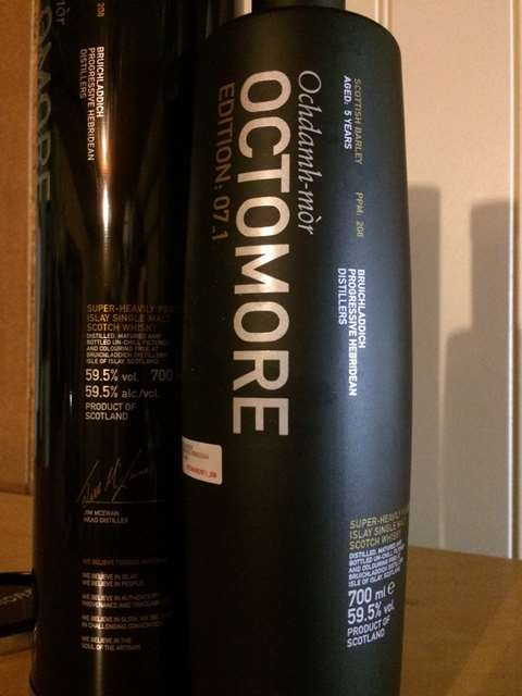 Octomore 7.1/208PPM