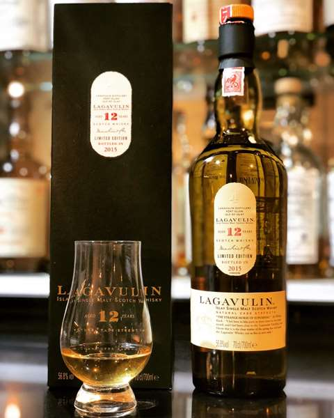 Lagavulin 12 year old 2015
