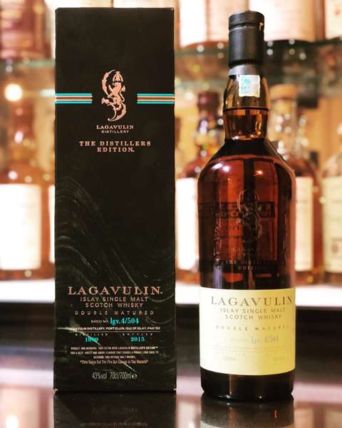 Lagavulin 1999/2015 Distillers Edition