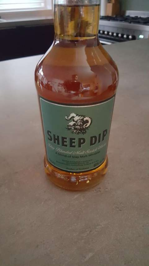 Sheep Dip Islay Blended Malt