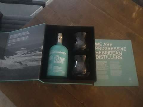 Bruichladdich Scottish Barley The Classic Laddie