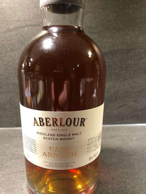 Aberlour Casg Annamh Batch 001