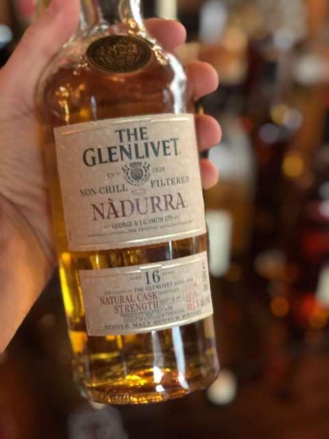 The Glenlivet 16 year old Nàdurra