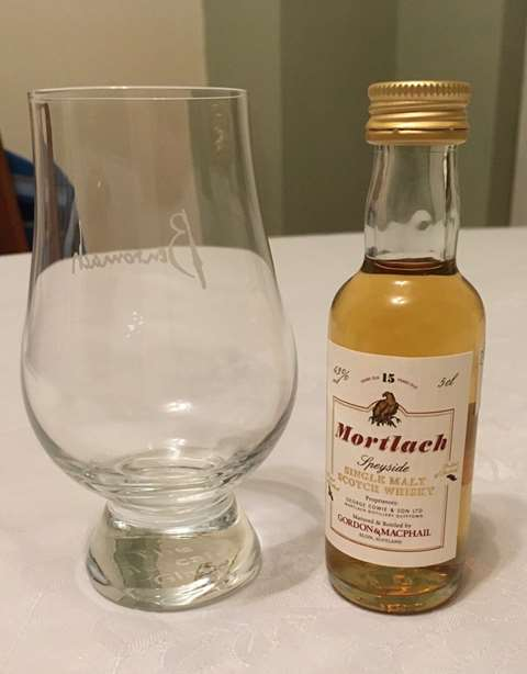 Mortlach 15 year old 2018
